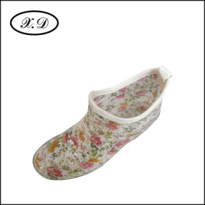 Fashion PVC Garden Shoes for Woman (BX-015-1) pictures & photos