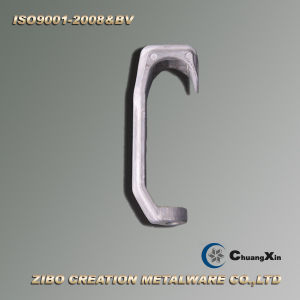 Quality Assured Aluminum Gravity Casting for Slaughter Equipment Hook pictures & photos