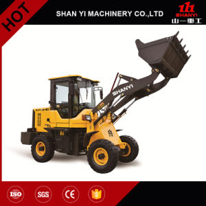 Factory New Design 2.8ton Front End Wheelloader with Ce pictures & photos