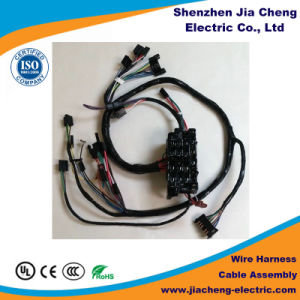 Terminal Wire Harness Switch Power Cable for Electrical Insulation pictures & photos