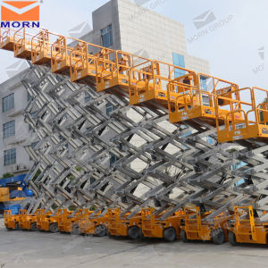 8m Self-Propelled Scissor Lift Prices pictures & photos