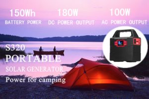 Portable Off-grid Solar Energy Generator Solar Home Lighting System 20W pictures & photos