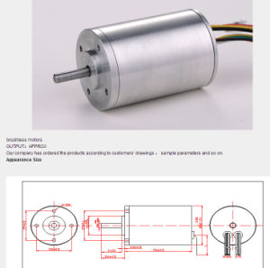Hy-Bl5275 Brushless Motors pictures & photos