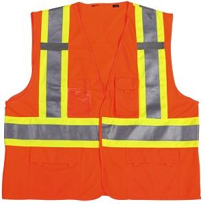 2015 Popular Hi-VI Reflective Safety Vest Flu Colors pictures & photos