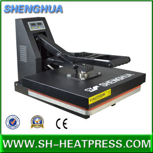 Best Seller Manual Digital High Pressure Heat Transfer Machine pictures & photos