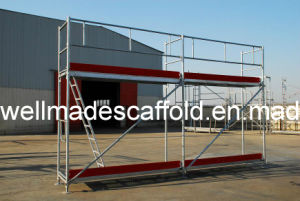 Layher Scaffold|Euro Frame|Marco Euro Frame Scaffolding pictures & photos