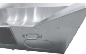 Sharp Bow Aluminium Boat with 2mm Hull Thickness pictures & photos