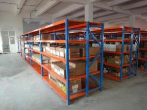 Warehouse Medium-Duty Adjustable Storage Rack (JW-CN1411422) pictures & photos