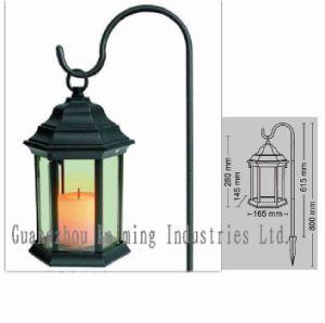 Cemetery lanterns