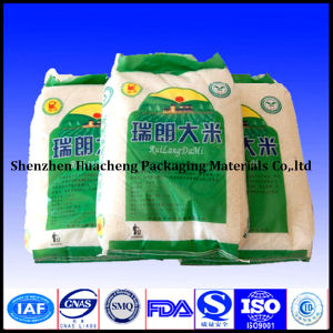 PP Woven Bag for 25kg 50kg Rice Packing pictures & photos