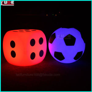 Baby Night Light Glow LED Football pictures & photos