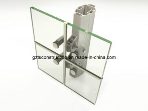 The Invisible/Visible Glass Wall for Mall pictures & photos