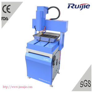 Mini CNC Router Machine Rj3636 (360m*360m) pictures & photos