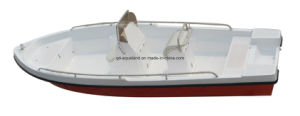 Aqualand 19feet Fiberglass Rescue Boat/Motor Boat (190) pictures & photos