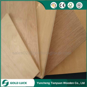 1220*2440mm Okoume/Bintangor Commercial Plywood for Packaging pictures & photos