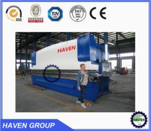 CNC torsion Synchronization hydraulic Press brake pictures & photos