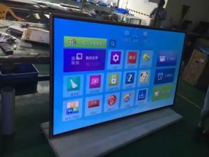 49inch Smart 4k Ultra Thin New Design Android LED TV pictures & photos