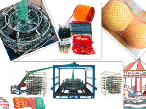 Leno Mesh Circular Loom for Fruit Bags pictures & photos