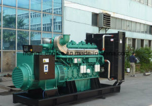 750kVA/600kw Chinese Yuchai Diesel Generator with Yc6c1020L-D20 Engine pictures & photos