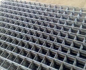 China Wholesale Welded Wire Mesh Panel Heavy Duty PVC Coated Galvanized Chainlink Fence pictures & photos