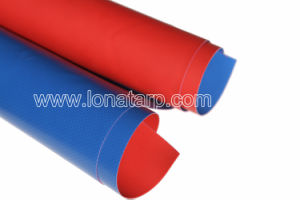 2 Color PVC Tarpaulins Coated. 1000d 18*18