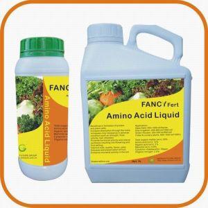 Aoluble Organic Fertilizer Liquid Amino Acid pictures & photos