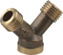 Bh05 Brass Fitting for PVC Hose pictures & photos