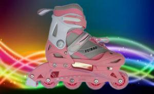 Pink Roller Skate Kids Inline Skate