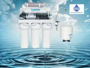 Premium Competitive Household Undersink Reverse Osmosis System with T33-10′ (Kk-RO50g-D pictures & photos