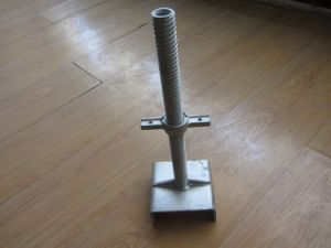 Q235 Steel Galvanized U Head Screw Jack for System Scaffolding pictures & photos