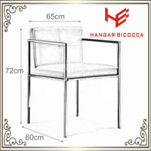 Restaurant Chair (RS161906) Banquet Chair Bar Chair Modern Chair Hotel Chair Office Chair Dining Chair Wedding Chair Home Chair Stainless Steel Furniture pictures & photos