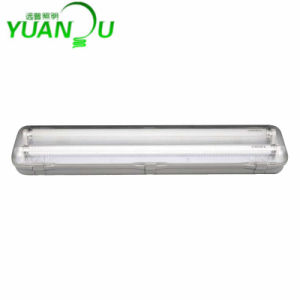 IP65 T 8 Fluorescent Light Fitting (YP8218T) pictures & photos