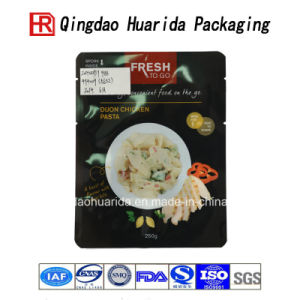 Back Sealed Plastic Noodles Packing Bags for Food Packaging pictures & photos