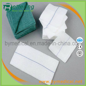 Sterile Abosrbent Cotton Gauze Sponges pictures & photos