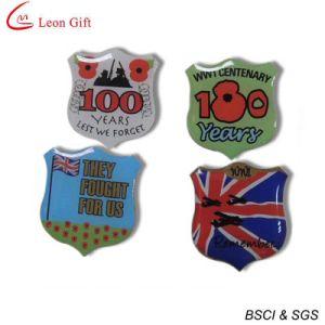 Printed Australia Flag Lapel Pin (LM10054) pictures & photos