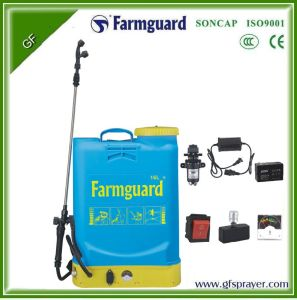 16L Electric Sprayer Battery Sprayer (GF-16A-01)