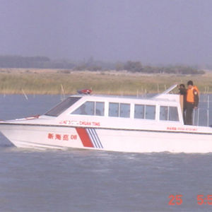 10seats/12seats Fiberglass Passenger Touring Boat pictures & photos