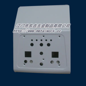 Custom Stamping Holes for Metal Products pictures & photos