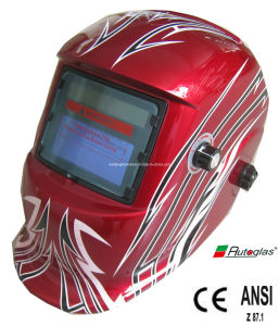 Big Size/En379 Automatic Welding Helmet (E1190TF) pictures & photos