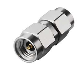 2.92mm Male to Male RF Coaxial Straight Adapter for Testing pictures & photos