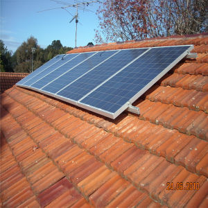 Solar PV Roof Bracket for Pitched Roof Roof Industrial Hooks Mounting System