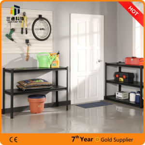 Light Duty Steel Shelf with MDF Board (ST-L-006) pictures & photos