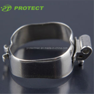 Dental Orthodontic Bands with Nc Buccal Tube