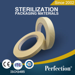 Sterilization Wrapper and Paper Bag Use Steam Autoclave Tape pictures & photos