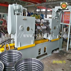 W Corrugation Forming Machine High Speed 55 Gallon Steel Drum Production Line or Steel Barrel Production Line for Petrol or Bitumen pictures & photos