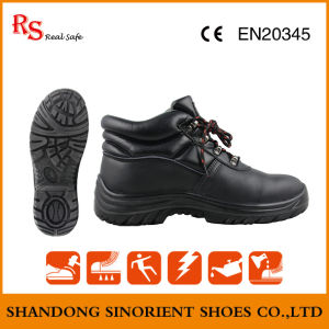South American Safety Shoes, Security Guard Safety Shoes Manager Snf506 pictures & photos