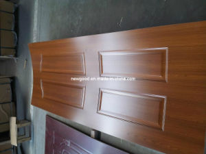 Solid Color Melamine Door Skin (white, yellow, black, red, orange) pictures & photos