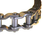 Heavy-Duty Cranked-Link Transmission Chain (4020)