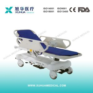 Multi-Function Hydraulic Patient Transportation Stretcher (Type II) pictures & photos