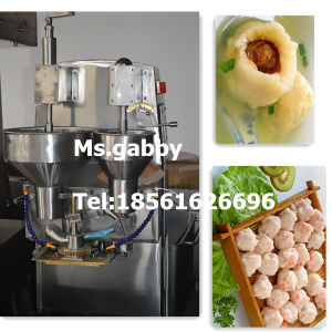 Sandwich Fish Meatball Making Machine pictures & photos